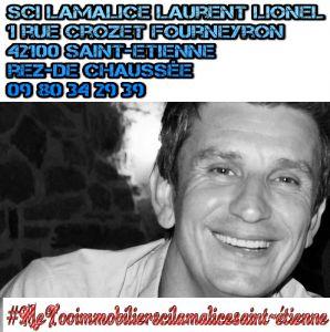 #MeTooimmobilierscilamalicesaintétienne32 Laurent Lionel sci lamalice 09 80 34 29 39